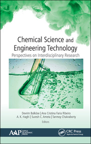 Chemical Science and Engineering Technology: Perspectives on Interdisciplinary Research