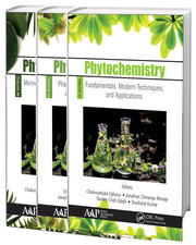 Phytochemistry, 3-Volume Set: Volume 1: Fundamentals, Modern Techniques, and Applications; Volume 2: Pharmacognosy, Nanomedicine, and Contemporary Issues; Volume 3: Marine Sources, Industrial Applications, and Recent Advances