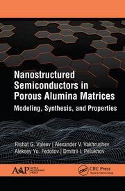 Nanostructured Semiconductors in Porous Alumina Matrices