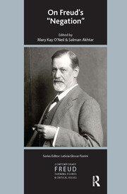 On Freud's Negation