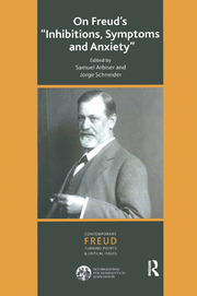 On Freud's Inhibitions, Symptoms and Anxiety