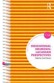 Obsessional Neurosis: Lacanian Perspectives