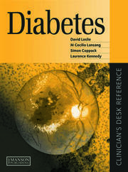 Diabetes: Clinician's Desk Reference