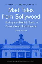 Mad Tales from Bollywood: Portrayal of Mental Illness in Conventional Hindi Cinema