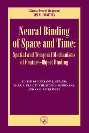 Neural Binding of Space and Time: Spatial and Temporal Mechanisms of Feature-object Binding: A Special Issue of Visual Cognition