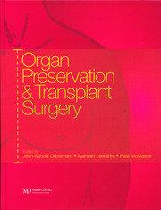 Organ Preservation and Transplant Surgery