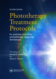 Phototherapy Treatment Protoc for Psoriasis 2e - 1st Edition book cover