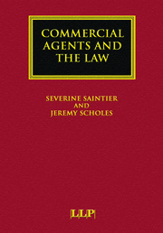 Commercial Agents and the Law