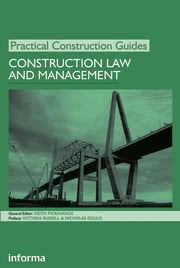 Construction Law and Management