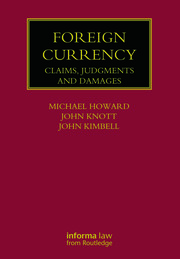 Foreign Currency: Claims, Judgments and Damages
