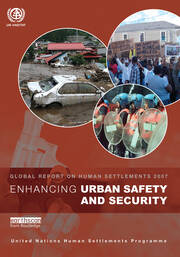 URBAN CRIME AND VIOLENCE: POLICY RESPONSES