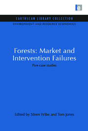 Forests: Market and Intervention Failures: Five case studies