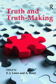 The general theory of truth-making