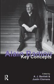 Alain Badiou: Key Concepts