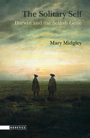 Featured Title - The Solitary Self - 1st Edition book cover