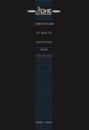 Compendium of Health Statistics: 2008