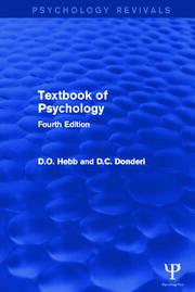 Textbook of Psychology (Psychology Revivals)