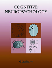 Integrative Approaches to Perception and Action: A Special Issue of Cognitive Neuropsychology