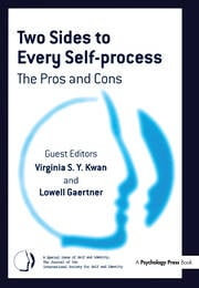 Two Sides to Every Self-Process: The Pros and Cons: A Special Issue of Self and Identity
