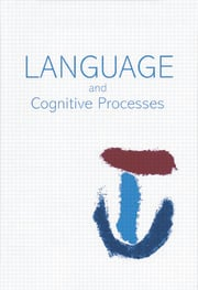Speech Accompanying-Gesture: A Special Issue of Language and Cognitive Processes