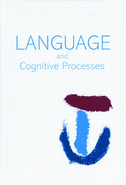 Language Production: Sublexical, Lexical, and Supralexical Information: A Special Issue of Language and Cognitive Processes