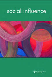 Individual Differences and Social Influence