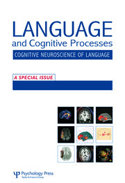 The Cognitive Neuroscience of Semantic Processing: A Special Issue of Language and Cognitive Processes
