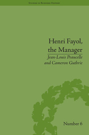 Henri Fayol, the Manager