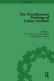 The Miscellaneous Writings of Tobias Smollett