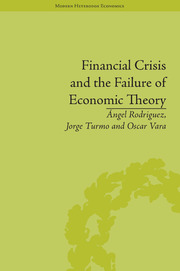 Financial Crisis and the Failure of Economic Theory