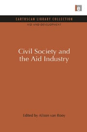 Civil Society and the Aid Industry