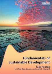 Featured Title - Fundamentals of Sustainable Development: Roorda - 1st Edition book cover