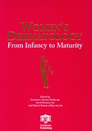 Womens Dermatology From Infancy to Maturity - 1st Edition book cover