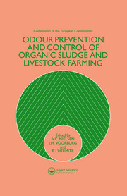 Odour Prevention and Control of Organic Sludge and Livestock Farming