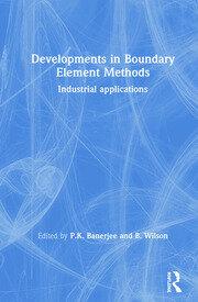Developments in Boundary Element Methods: Industrial applications