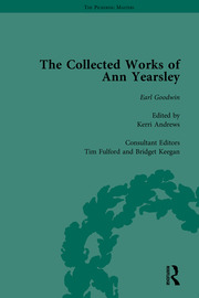 The Collected Works of Ann Yearsley