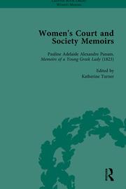 Women's Court and Society Memoirs, Part II