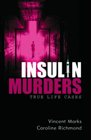 INSULIN MURDERS - 1st Edition book cover