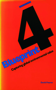 Blueprint 4: Capturing Global Environmental Value