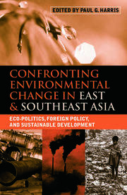 Confronting Environmental Change - 1st Edition book cover