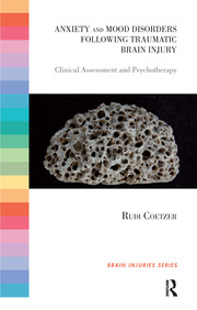Anxiety and Mood Disorders Following Traumatic Brain Injury - 1st Edition book cover