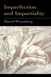 IMPERFECTION AND IMPARTIALITY - 1st Edition book cover