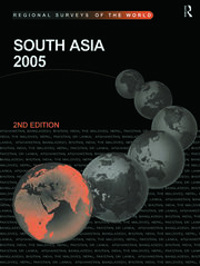 South Asia 2005
