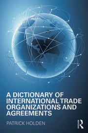International Trade Organizations and Agreements: an Introduction