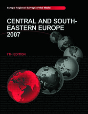 Central and South-Eastern Europe 2007