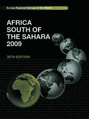 Africa South of the Sahara 2009