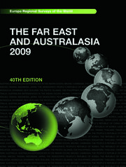 Far East and Australasia 2009