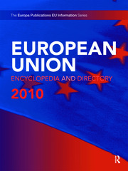 European Union Encyclopedia and Directory 2010