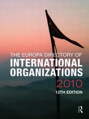 Europa Directory of International Organizations 2010