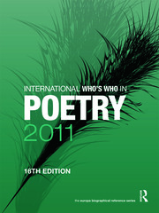 International Who's Who in Poetry 2011